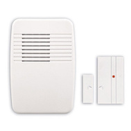 HeathCo SL-7368-04 WHT Entry Alert Kit