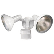 HeathCo HZ-5412-WH Heath Zenith 180 Degree Motion Activated Security Light White