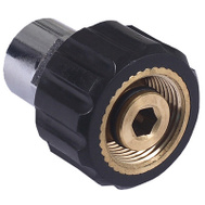 Mi-T-M AW-0023-0490 3/8F X M22 Screw Coupler