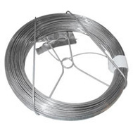 Fi Shock WC-100 17 Gauge Galvanized Steel Wire 100 Ft
