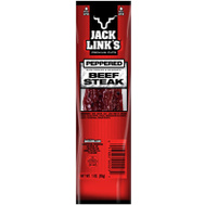 Jack Links 02028 1 Ounce Peppered Sticks 6/12