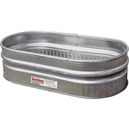 Behlen Farmaster 50130198 4 By 2 By 1 Foot Galvanized Sheep Tank 44G