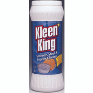 Faultless 03020 Kleen King 14 Ounce Stainless Steel And Copper Powdered Cleaner
