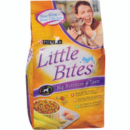 Purina 1780011032 Little Bites Dog Chow Little Bites Indoor 4