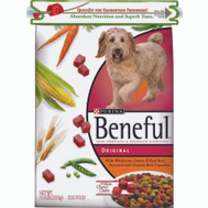 Purina 1780018440 Beneful 15.5 Pound Beef Dog Food