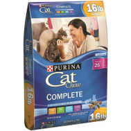 Purina 1780018495 Cat Chow Complete Formula Cat Food 16 Pound