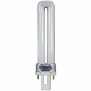 Feit Electric BPPL7 7 Watt Compact Fluorescent Bulbs 2 Pin Soft White G23 Base