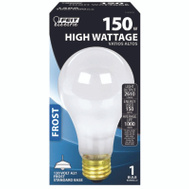 Feit Electric 150A 150 Watt Standard Incandescent Inside Frosted A21 Medium Aluminum Base