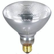 Feit Electric 65PAR/FL/1/2/RP Bulb Incan Br40 Med Flood 65w