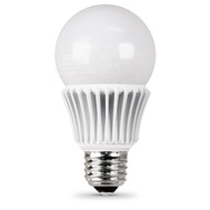 Feit Electric BPA19HEX800/827/LED Energy Star Dimmable LED A19 10.5 Watt 60Watt Replacement 2700K 800 Lumen 25,000 Hour