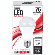 Feit Electric A1100/830/LED 11 Watt LED Multi-Use A19 75 Watt Replacement Bulb