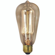 Feit Electric BP40ST19/RP Bulb Incan St19 Vntage Med 40w