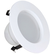 Feit Electric LEDG2R4/930CA 4 Inch LED Recess Can Light