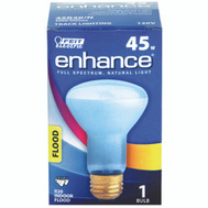 Feit Electric 45R20/N Enhance 50 Watt Series Neodymium Mini Reflector Bulb R20