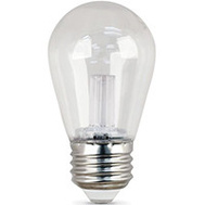 Feit Electric BPS14/SU/LED S14 1.5W/11W Med Sign Led3000k