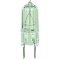 Feit Electric BPQ35/8.6/RP 35 Watt Halogen Light Bulb 2 Pin T4 Clear