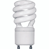 Feit Electric BPESL13T/GU24 Eco Bulb 13 Watt Soft White Compact Fluorescent Bulb With GU24 Twist Lock Base 60 Watt Equivalent