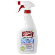 Spectrum P-5781 Nature's Miracle 24 Ounce Cat No More Spray