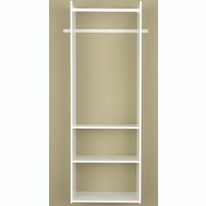Stow RV1472 Closet Hanging White Tower
