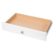 Stow RD04 Drawer White 4In