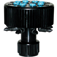 Raindrip 13800UB 8 Outlet Adjustable Manifold
