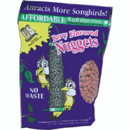 C & S CS06101 Suet Nuggets Berry 27 Ounce