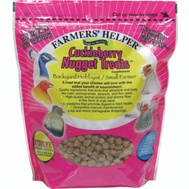 C&S CS06338 Farmer's Helper Treat Nugget Cackelberry 27 Ounce