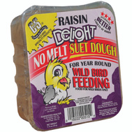 C & S CS12515 Suet Dough Rsin Delght 11.75 Ounce