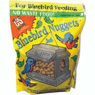C & S CS06526 Suet Nuggets Bluebird 27 Ounce