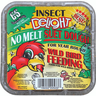 C & S CS12533 Suet Dough Ins Delight 11.75 Ounce
