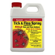 Summit Chemical 018-6 Concentrate Tick & Flea Spry Quart