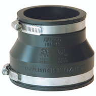 Fernco P1056-43 4 By 3 Inch Flexible Coupling