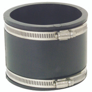 Fernco P1056-44 4 Inch Flexible Coupling