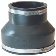 Fernco P1056-64 6 By 4 Flexible Coupling