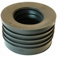 Fernco P44U-305 4 By 3 Inch Compression Reducing Donut