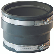 Fernco P1070-44 4 By 4 Flexible Coupling