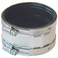 Fernco PNH-33 3 Stainless Steel No Hub Coupling