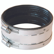 Fernco PNH-44 4 Stainless Steel No Hub Coupling