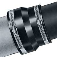 Fernco 1003-44 4 Inch Clayx4 Ductile Iron Coupling