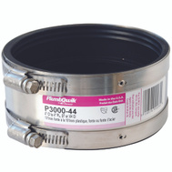 Fernco P3000-44 4 Inch Coupling