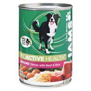 Iams 01369 13.2 Ounce Beef/Rice Dog Food