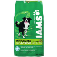 Iams 61090 20 Pound Mini Chunk Dog Food