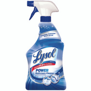 Lysol 1920002699 Disinfectant Bathroom Cleaner Trigger Spray 32 Ounce