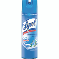 Lysol 79326 19 Ounce Spray Lysol Disinfectant