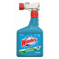 SC Johnson 10122 Windex 32 Ounce Concentrated Outdoor Cleaner