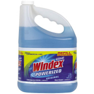 Windex 12207 Powerized Glass Cleaner Refill 128 Ounce
