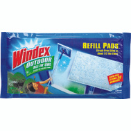 SC Johnson 70118 Windex Outdoor Refill Pads