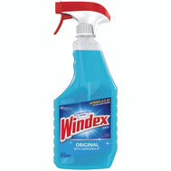 SC Johnson 70195 Windex 23 Ounce BLU Windex Cleaner