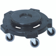 Continental Commercial 3255-4 Huskee Round Dolly For 20-55Gal