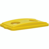 Continental Commercial 7316YW Wall Hugger Yelw Rcycllid For 832